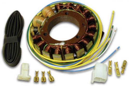 CX500 GL500 650 Global • View topic - CDI Stator Explained and Test